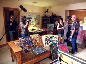 Scene 5 - Jason Marion, Rodger Marion, Tiffany Patch & John Daws