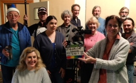 Slates for Sarah - Tribute from the Nudged cast and crew