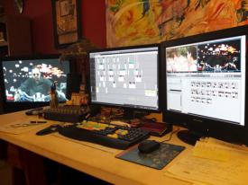 editing station 8-14-14