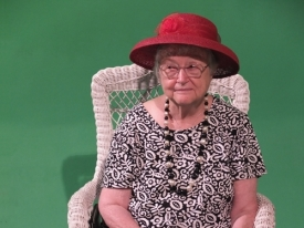 Muriel Jackson as Miss Margaret