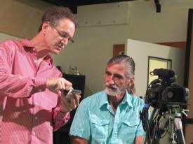 Rob Mahoney and Dan Richards