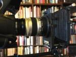Topcor Lens mounted
