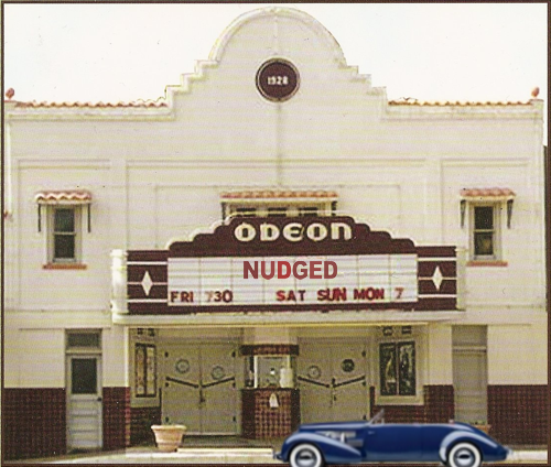 Odeon Nudged 10-14-15